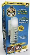 Air Purifier True Hepa Filter Cleaner Odor Allergies Eliminator Large Room / Car