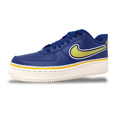 Nike Air Force 1 '07 LV8 Sports NBA Golden State Warriors Mens Retro Basketball