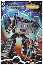 TRANSFORMERS BACK TO THE FUTURE # 1 COVER A  2020 IDW NM