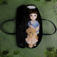 Dollmore BJD NEW Mokashura Doll Size - Compact Carrier  Bag (Black)