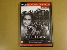 DVD / WOII - IN WOORD EN BEELD NR.6 - DE HOLOCAUST