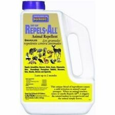 Bonide Products 2361 Repel Granules Animal Repellent, 3 Pound