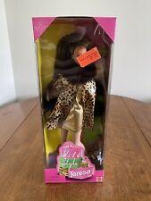 1997 Wild Style Teresa Friend of Barbie Doll Mattel 19263 Rare NRFB