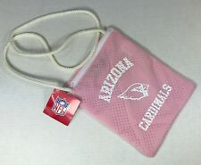 Arizona Cardinals NFL Pink Pouch Cross Body Purse Pro-FAN-ity New with Tag