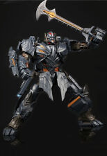 Transformers LS-11 contempt alloy version with sound and light to send knight