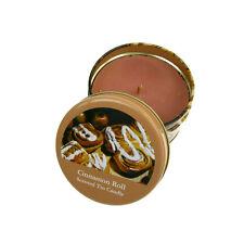 CANDELA profumata INCENSO PROFUMATO delicato Cannella Salco piccolo stagno portatile
