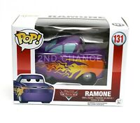 New 2015 Funko Pop Disney Cars RAMONE 131 Vaulted Vinyl
