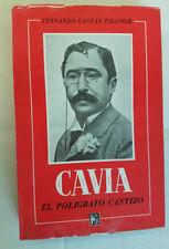 CAVIA EL POLIGRAFO CASTIZO, ED. GOMEZ, PAMPLONA, LIBRO