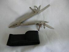 Ronson  Messer / Multitool mit 9 Werkzeugen mit Tasche  siehe auch  Fotos