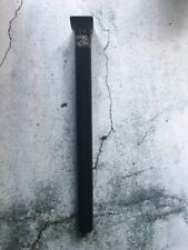 Free Agent Bmx Seatpost 25.4 pivotal chromoly long unused old school black