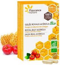 Gelée royale & acérola bio - Énergie & réduction de la fatigue 30