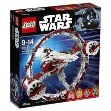 Lego Star Wars 75191 Jedi Starfighter con Hiperimpulsor - New and Sealed