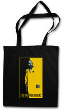 THE ONE WHO KNOCKS COTTON BAG - Jutebeutel - Breaking Stoffbeutel Tasche Bad