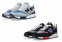 New Balance Mens Shoes Sneakers M 998 Trainers, Made In USA - New In Box