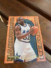 "Shaquille O'Neal HOF Magic  1995-96 Flair ""Hardwood Leader"" Insert #19"