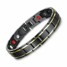 BIO HEALING TITANIUM BRACELET MAGNETIC THERAPY BANGLE PAIN RELIEF ARTHRITIS AID