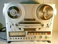 Teac X-700R Reel to Reel Tape Recorder just serviced and in excellent condition