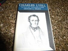 Charles Lyell, the Years to Eighteen Forty-One : The Revolution in Geology by Le
