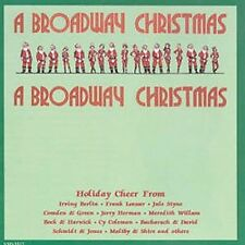 Various Artists : Broadway Christmas CD