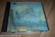Brahms NM CD Violin Concerto Tchaikovsky Igor Oistrakh LSO Fruhbeck De Burgos