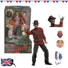 "NECA Nightmare on Elm Street - 7.48"" Scale Ultimate Freddy Krueger Action Figure"