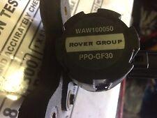 MK1 ROVER 45 / 25 / MG ZS ZR 2.0 TD DIESEL EGR VALVE WAW100050
