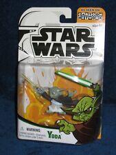 Star Wars 2003 Cartoon Network Clone Wars Yoda