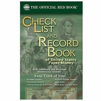 Check List and Record Book of United States Paper Money by Whitman Publishing