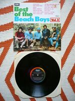 The Beach Boys Best Of The Beach Boys Vol. 2 Vinyl UK 1967 Capitol 1st Press LP