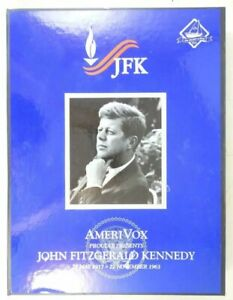 Superb Rare Vintage 1994 AmeriVox John F Kennedy Phonecards Set Box Collection