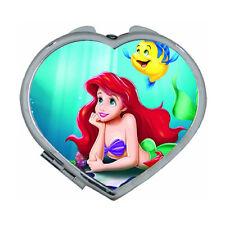 Disney Little Mermaid Heart Compact Mirror
