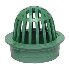 StormDrain FSD-030-A 3-Inch Green Catch Basin Atrium Drain Grate