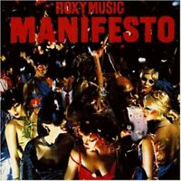 Roxy Music Manifesto (1979) [CD]