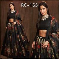 Choli Lehenga Indian Lengha Party Wear Wedding Designer Pakistani Bollywood Sari