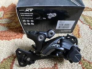 Shimano XT RD-M8000 SGS Rear Derailleur 11 Speed Long Cage with Retail Pac