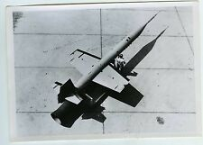 PHOTO Douglas Aircraft Compagny Missile X-7 Air force