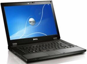 """Dell Laptop Latitude E6410/20 i5 4GB 250GB 14"""" DVD W7 Pro WIFI"""