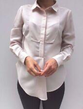 Camicia da donna aderente, taglia 44