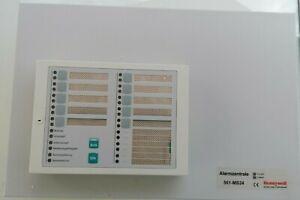 Honeywell,Novar,effeff MB24 mit DS6750 + RFW4000