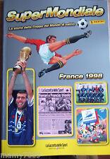 SUPERMONDIALE=FRANCE 1998=LA STORIA DELLA COPPA DEL MONDO DI CALCIO=ZIDANE