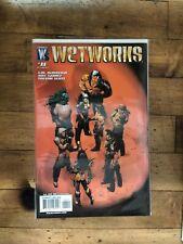 WS Wildstorm Wetworks #11  Unread Condition