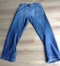 LEVI'S TWISTED / ENGINEERED JEANS SIZE 30 X 32 CINCH BACK CROTCH RIVET GC
