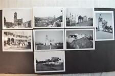 Lot of 8 Vintage 1971 Photos Mexico Mazatlan 922077