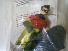 NEW ROBIN ACTION FIGURE JLU DC QUICK FAST FOOD FRANCE EUROPE BATMAN ANIMATED