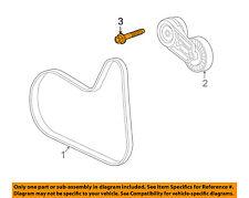 GM OEM Pulley-Belt Tensioner Bolt 11588745