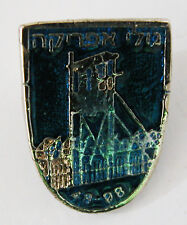 Israel-Palestine-Pin Awarded To Etzel Prisoners Of The British Sent To Eritrea