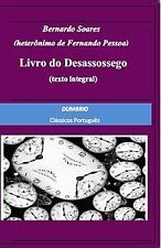 LIVRO DO DESASSOSSEGO. NUEVO. Nacional URGENTE/Internac. económico. LITERATURA C
