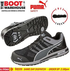 Puma ELEVATE KNIT 643167 - LIGHT WEIGHT Anti-Slip, Safety, Work Boot / Shoes
