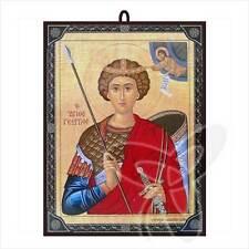 Icono hl. Georg Grecia икона Георгий Победоносец 2