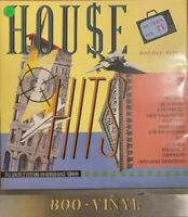 "Various - House Hits LP. Gatefold 2 x 12"" Vinyl UK 1988 - Electronic/House Ex+"